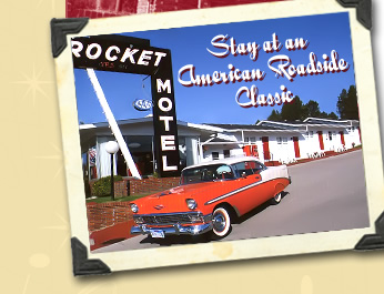 Stay at an American Roadside Classic